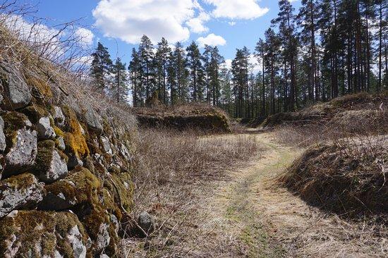 Kouvola, Finlandia: Utti Fortress