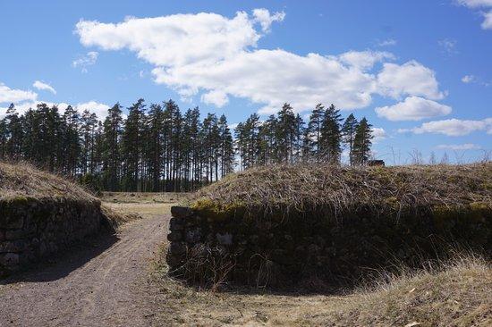 Kouvola, Finlandia: Utin linnoitus