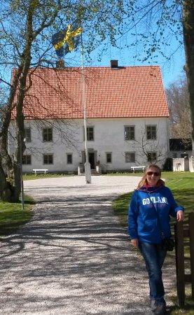 Burgsvik, Suède : Территория усадьбы