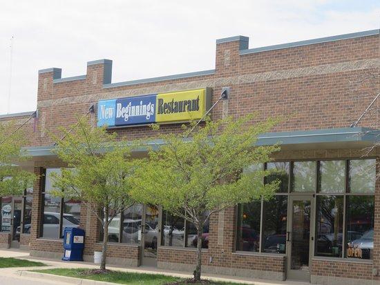 Coopersville, MI: Located in a strip mall