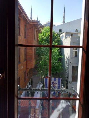 Best Point Hotel : Вид из окна номера 303