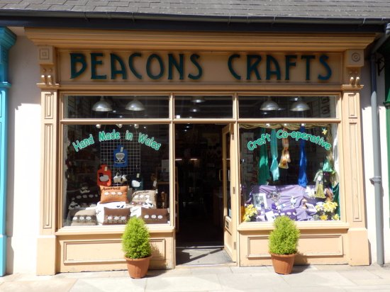 Beacons Crafts Shop