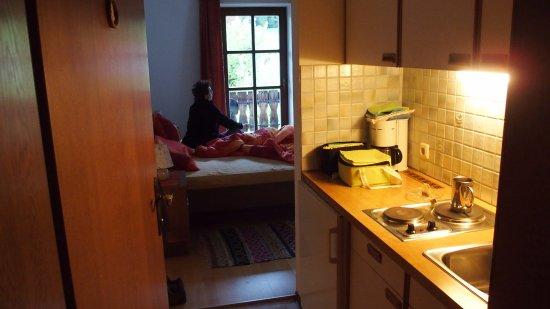 Mondsee, Austria: Apartement