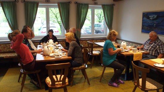 Mondsee, Austria: Breakfast