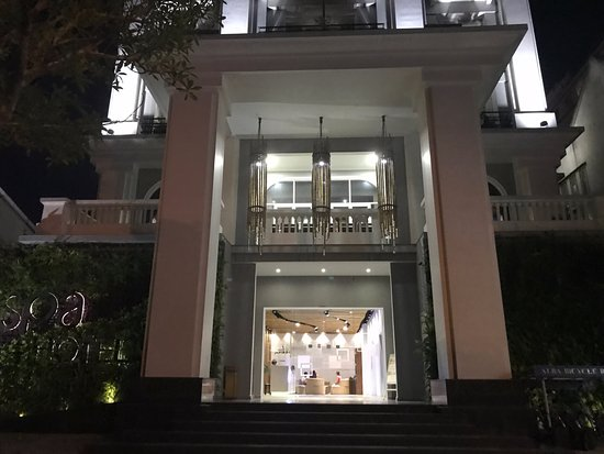 Gorgeous hotel picture of alba spa hotel hue tripadvisor for Gorgeous hotel
