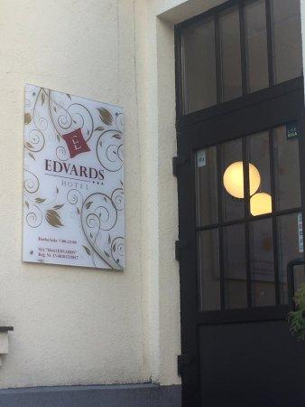 Bilde fra Hotel Edvards