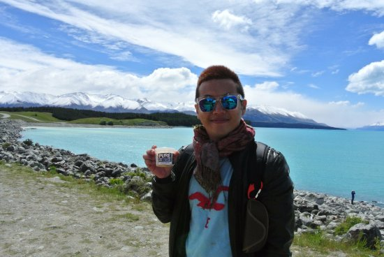 Twizel, Nueva Zelanda: NZ Ice Cream~