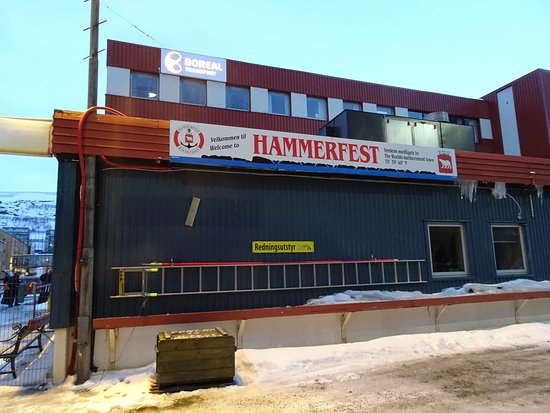 Hammerfest Photo