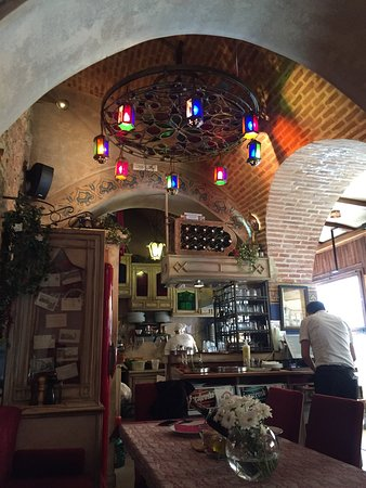 Nanina Kuhinja: It is one of the oldest and most beautiful restaurants in Bosnia and Sarajevo and has been run b