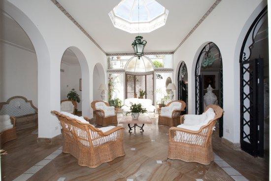 Сант'Аньелло, Италия: lounge