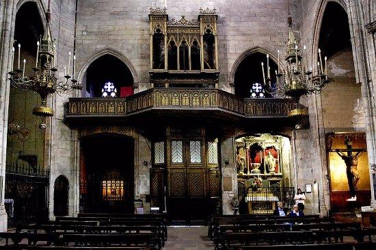 Basílica dels Sants Màrtirs Just i Pastor