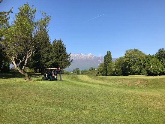 Kullenberg Golf May 2017 Picture Of Le Golf Aix Les