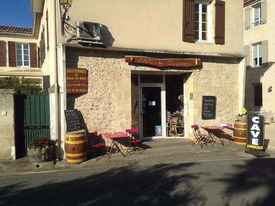 Sauternes, France: davanti alla camera