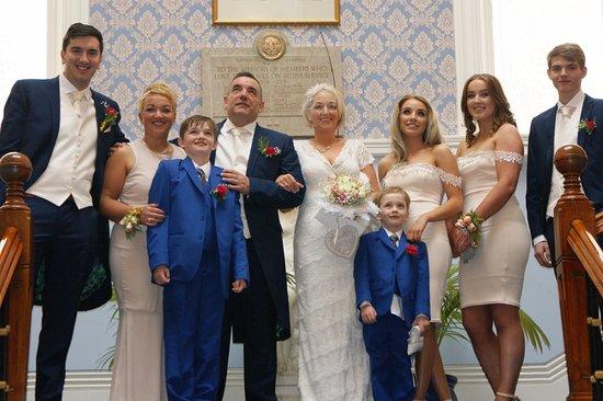 The Talbot Hotel: My Wedding