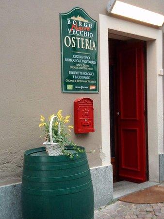 Osteria Borgo Vecchio
