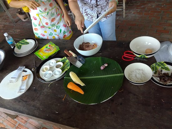 iHome Cooking Class