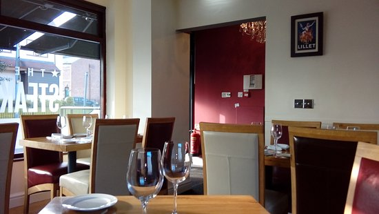 Walkden, UK: fifth steak house