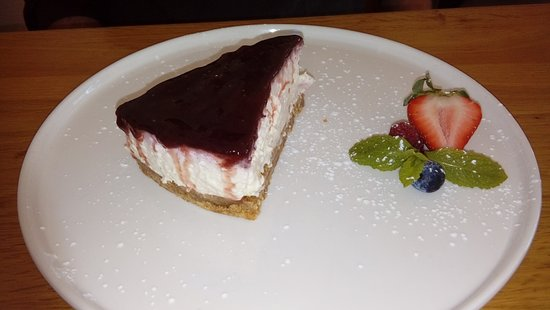 Walkden, UK: Cheese cake