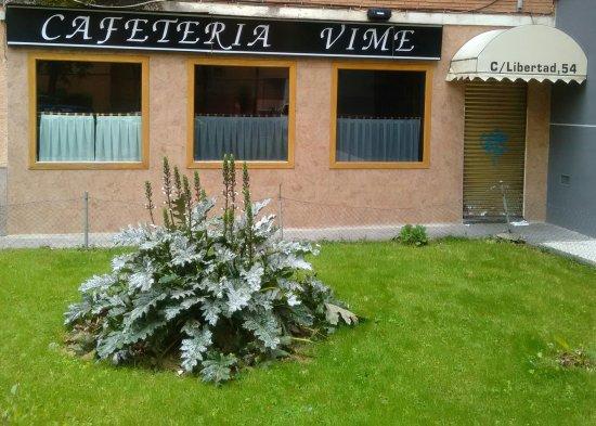 Mostoles, Hiszpania: Cafeteria Vime