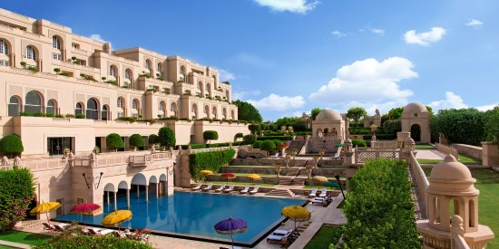 The Oberoi Amarvilas Photo