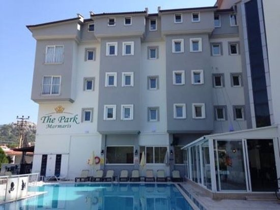 Aegean Park Hotel Marmaris Tripadvisor