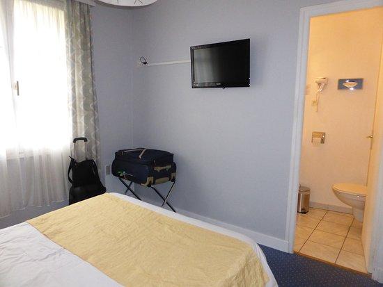Hotel Val de Loire: habitación