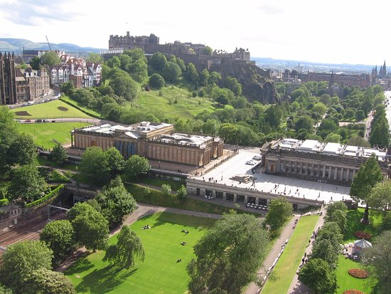 ‪Edinburgh Tours & History‬
