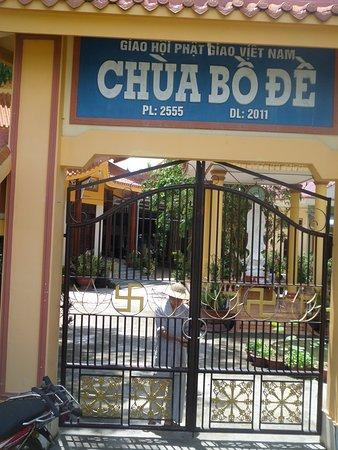Bo De Pagoda