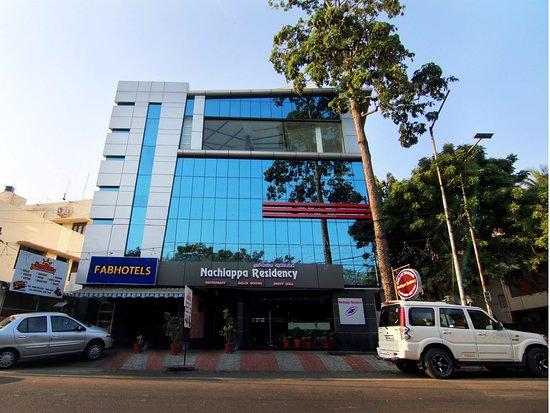 FabHotel Nachiappa RA Puram