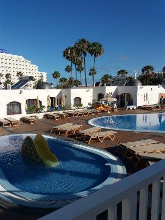 Rewelacyjny PARQUE CRISTOBAL i przepiękna Playa de las Americas