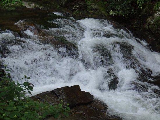 Cosby, Τενεσί: Great water falls