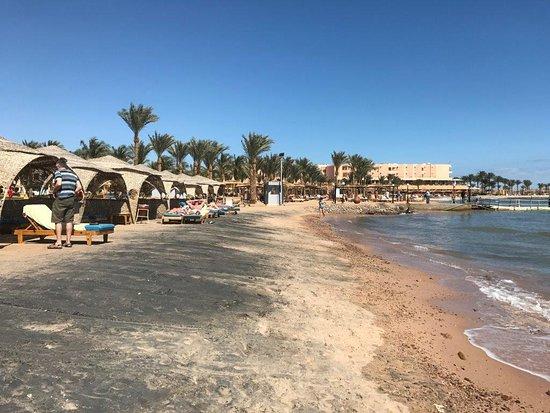 Keinschoner Strand Picture Of Albatros Palace Resort Hurghada