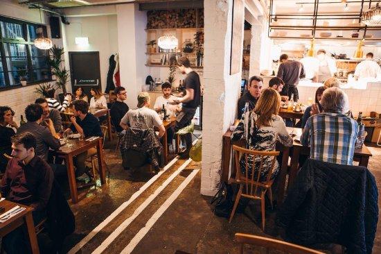 Ox Club: Evening Service