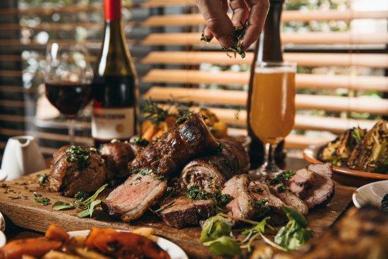 Ox Club: Sunday Grill