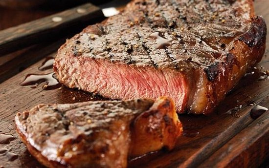 Rushton's: Fancy a steak?....