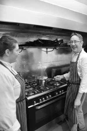 Rushton's: Our Chefs....
