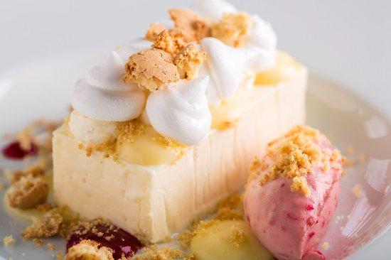 Attleborough, UK: Pudding!