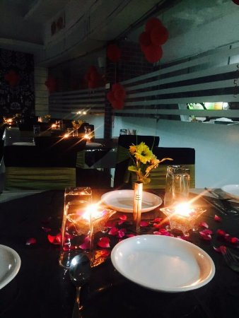 Chef Rohitu0027s Pure Veg Family Restaurant: Candlelight Dinner On Saturdays