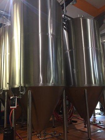 Ustrzyki Dolne, โปแลนด์: Bieszczadzka Wytwórnia Piwa Ursa Maior