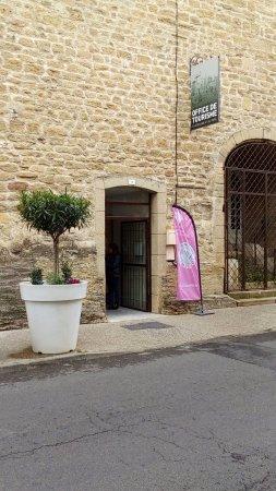 Office de Tourisme de Chateauneuf-du-Pape