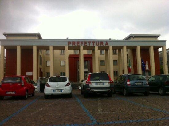 Prefettura di Pordenone - Ex Casa del Fascio di Pietro Zanini