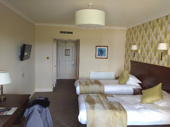The Royal Hotel: Standard Twin Room