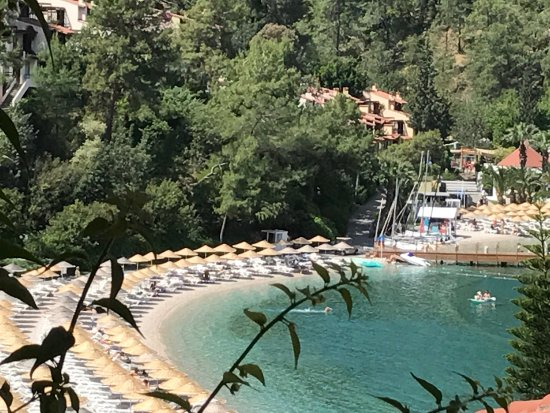 Hillside Beach Club Hotel Fethiye Website