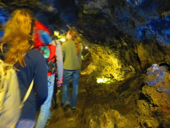 Sao Vicente Caves &  Volcanism Centre: Höhle