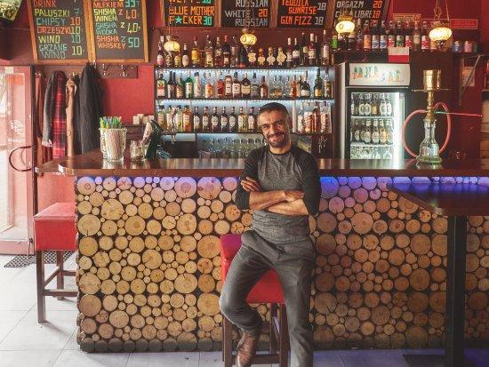 Fajka Bar (Pawilony)