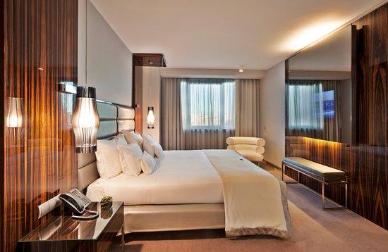 Altis Grand Hotel : Junior Suite Room