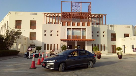 Entr e h tel photo de sifawy boutique hotel as sifah for Entree hotel