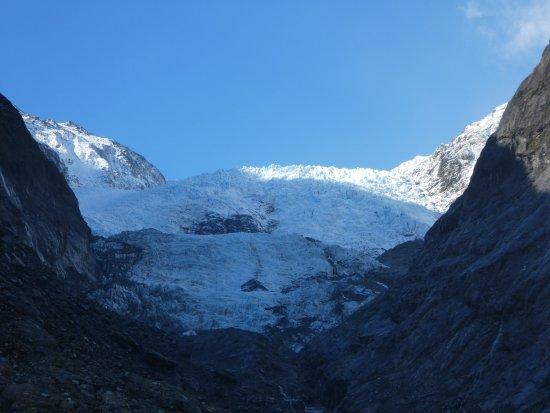 Franz Josef, Νέα Ζηλανδία: glaciar