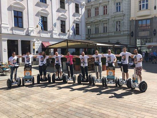 Segwaytours Bratislava