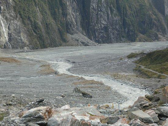 Fox Glacier, New Zealand: vista general